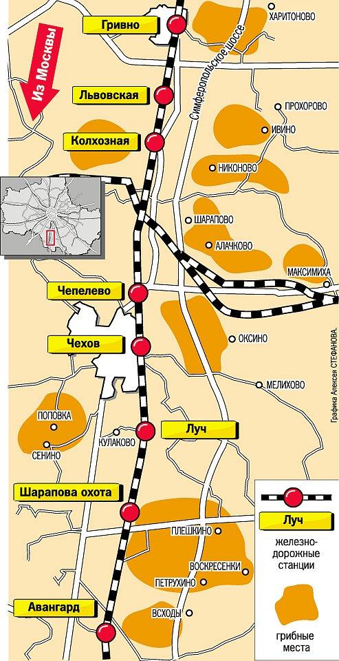 на карте фото 2