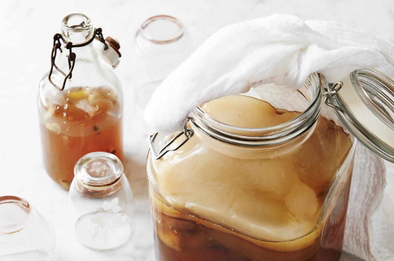 Как вырастить чайный гриб в домашних условиях с нуля?