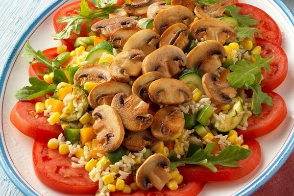 №6 - мужской салат «Монастырский»