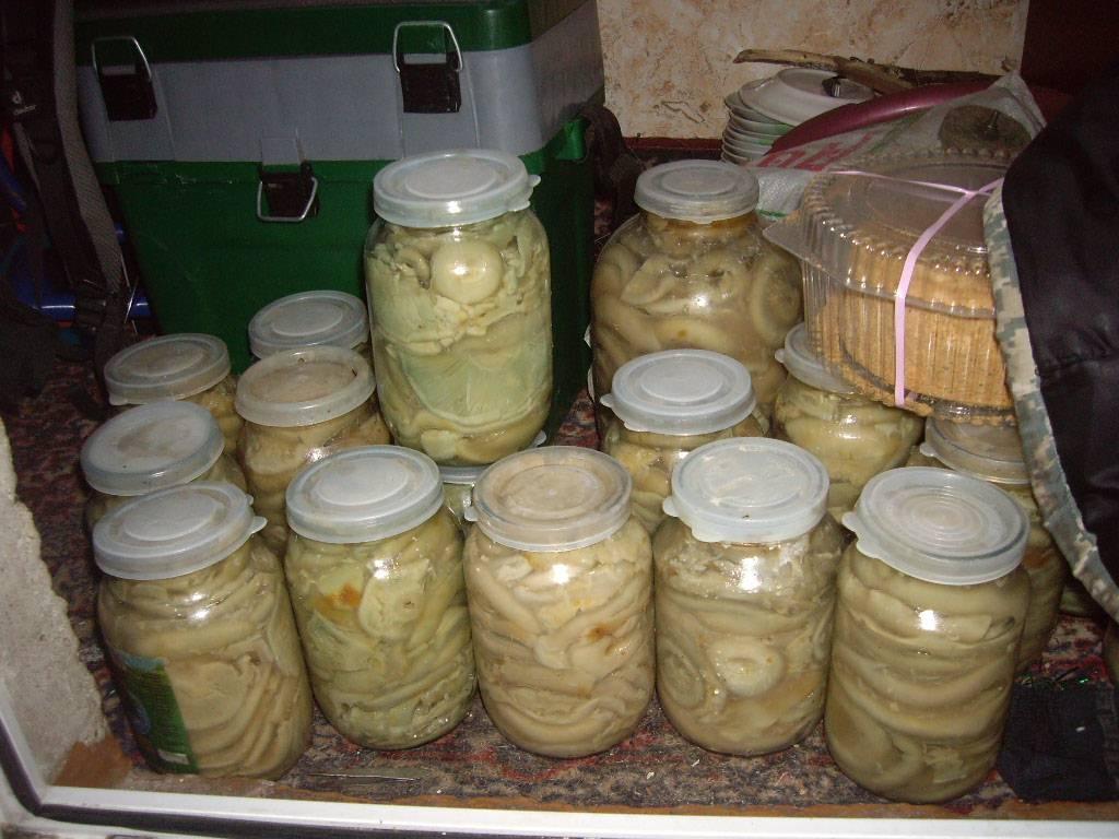 маринованные грузди в коричном маринаде, рецепт + фото 2