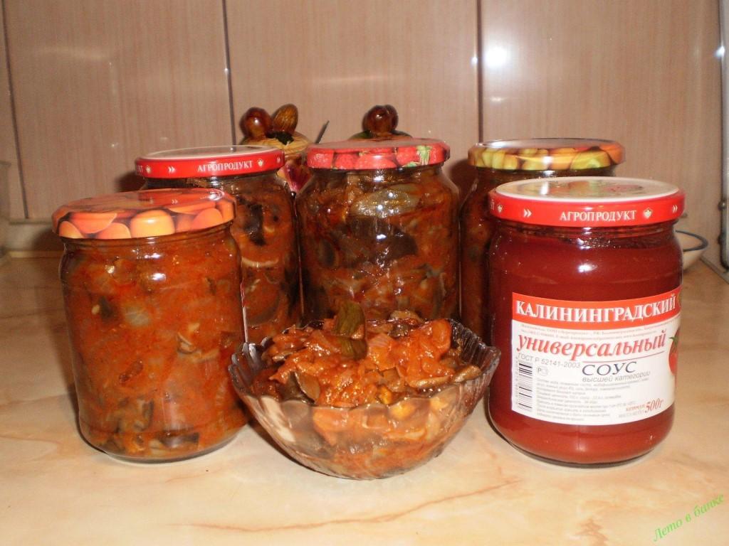 Как приготовить опята в томатном соусе?