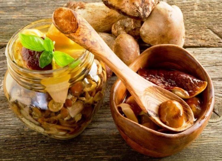 рецепт на 1 литр: как правильно мариновать белые грибы + фото