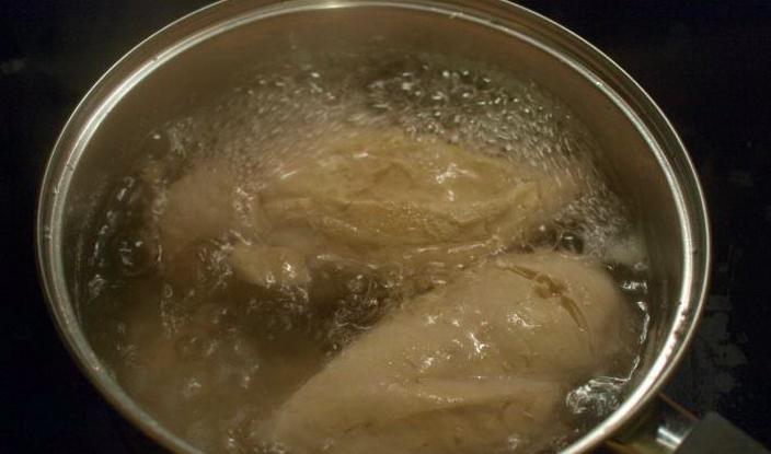 классический рецепт с фото: салат грибное лукошко с опятами фото 3
