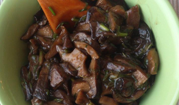 маринованные свинушки на зиму, рецепты с фото
