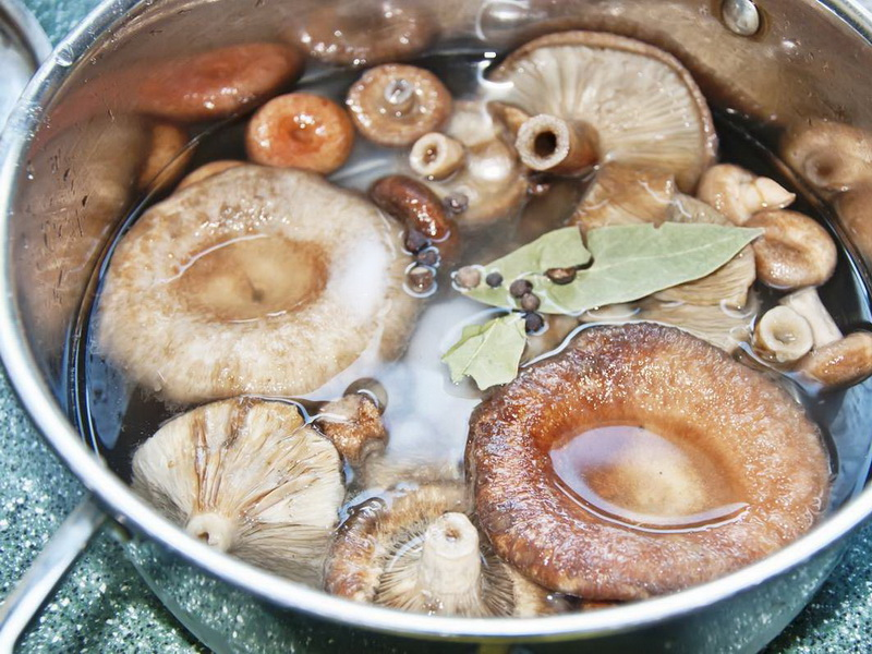 простой рецепт засолки груздей на зиму холодным способом фото 2