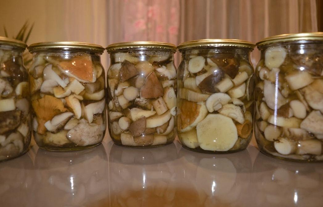 Консервируем грибы на зиму: маринованные боровички с пряностями – рецепт