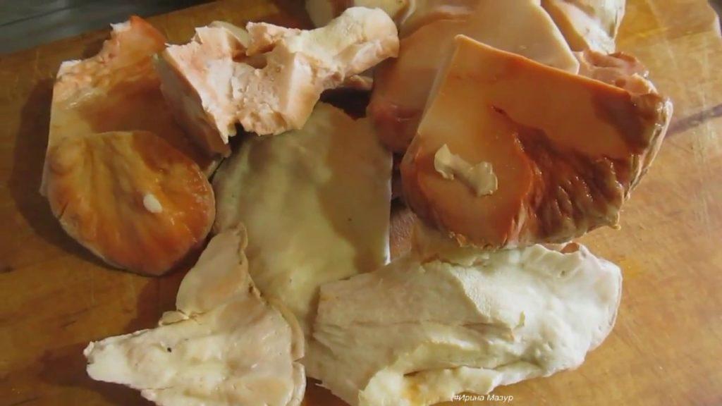 Куриный Гриб – деликатесное оранжевое древесное чудо