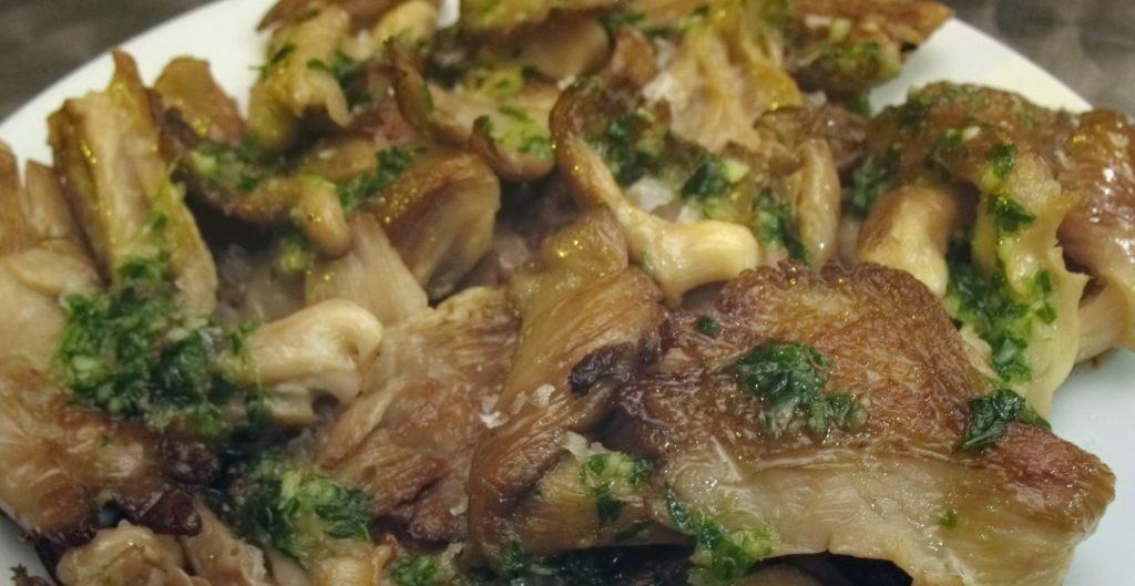 Как готовить сыроежки быстро и вкусно