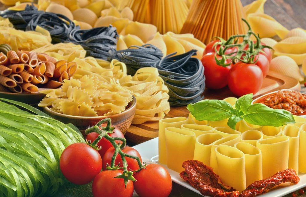 Паста с лисичками – нежное итальянское угощение