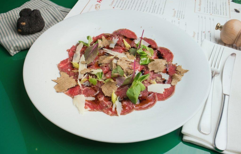 Паста с трюфелем и другие блюда с самым дорогим грибом