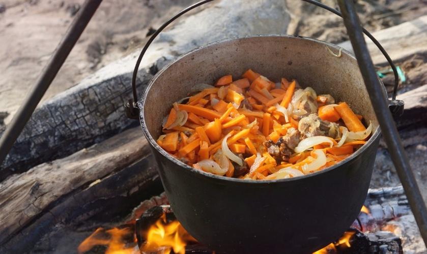Как вкусно приготовить жареные опята