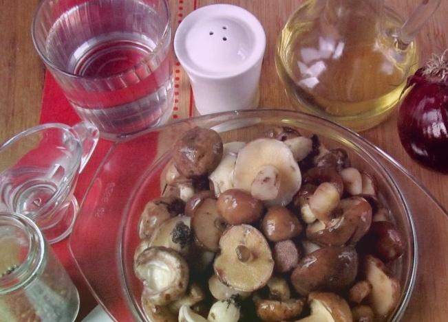 Маринованные маслята. Лучшие рецепты приготовления