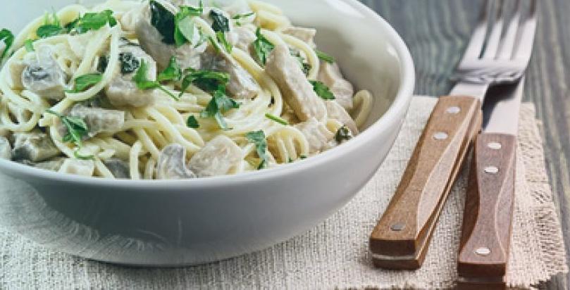 Паста с белыми грибами: рецепты и секреты приготовления