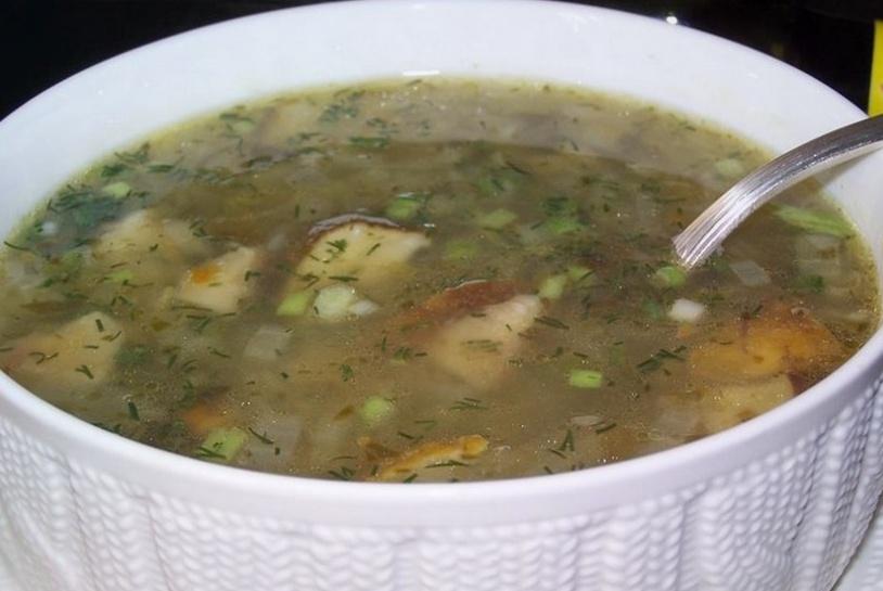 Как правильно и вкусно сварить суп из подберезовиков