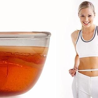 Чайный гриб для похудения - как правильно пить - CombuTea