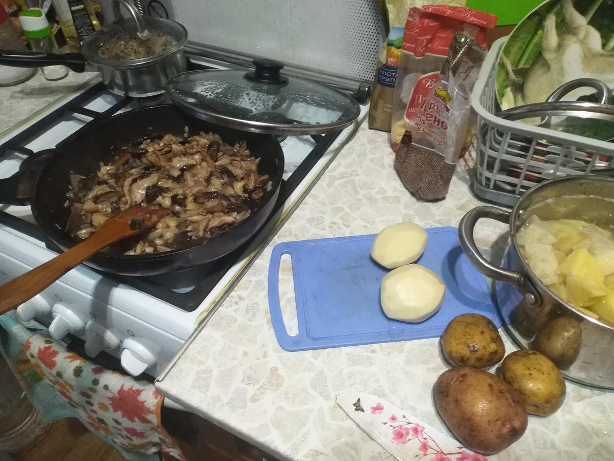 Рецепты блюд из тополиной рядовки