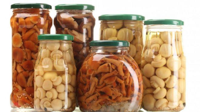 Калорийность маринованных грибов и вкусные рецепты