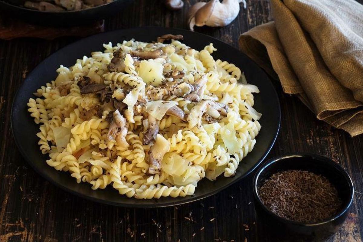 Паста с вешенками - самые вкусные рецепты