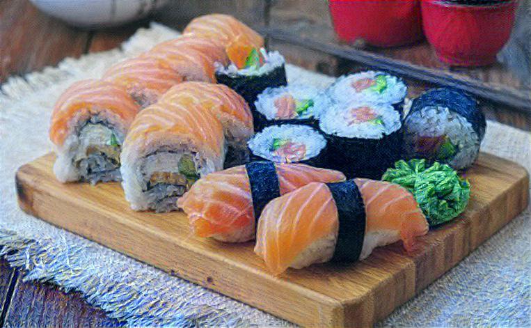 Азиатская кухня - что следует знать о суши?