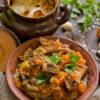 Тыква с грибами – красочно, вкусно и полезно