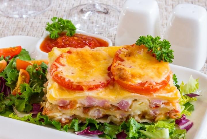 Лазанья с курицей и грибами – испанский секретный рецепт