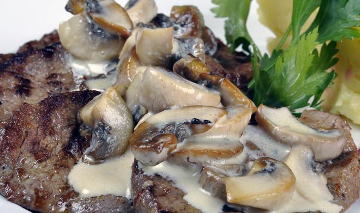 Как приготовить грибной соус из шампиньонов быстро и полезно?