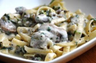 Брокколи с грибами – универсальный рецепт для вегетарианцев